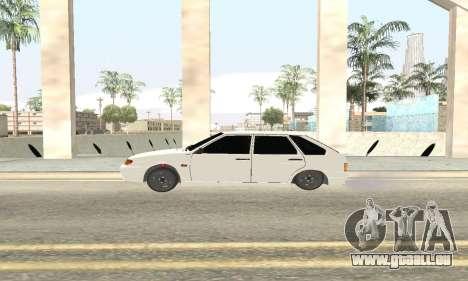 VAZ 2114 Avtosh für GTA San Andreas rechten Ansicht