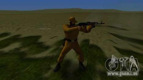 Afghanische Soldaten für GTA Vice City dritte Screenshot