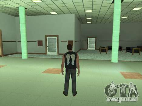 Daryl Dixon für GTA San Andreas zweiten Screenshot