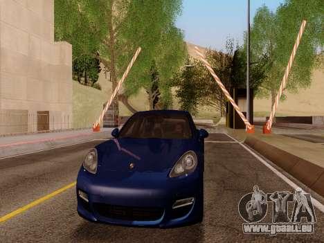 Zoll-SF-LV für GTA San Andreas dritten Screenshot