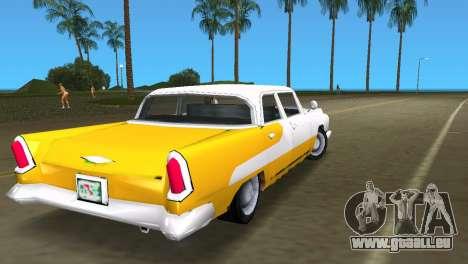 Oceanic mit verbesserter textur für GTA Vice City linke Ansicht