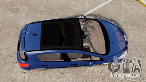 Peugeot 308 GTI für GTA 4 rechte Ansicht