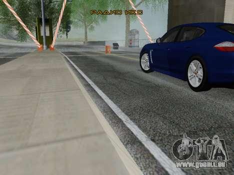 Douanes SF-LV pour GTA San Andreas sixième écran