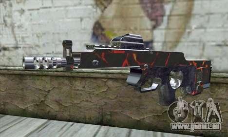Fusil pour GTA San Andreas