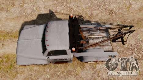 GTA IV TLAD Vapid Tow Truck für GTA 4 rechte Ansicht