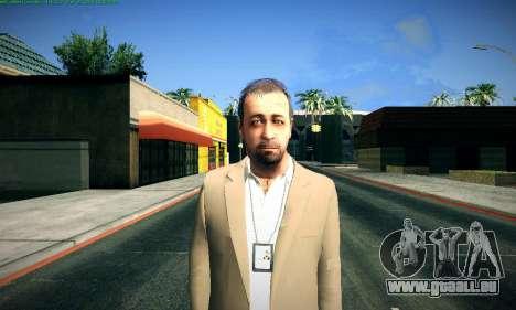 Dave Norton из GTA V pour GTA San Andreas