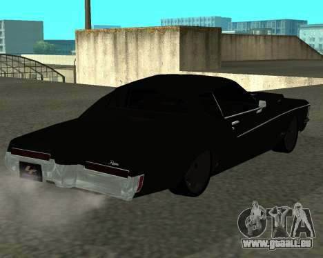 Buick Riviera 1972  Classic für GTA San Andreas linke Ansicht