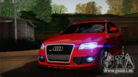 Audi Q5 2012 pour GTA San Andreas