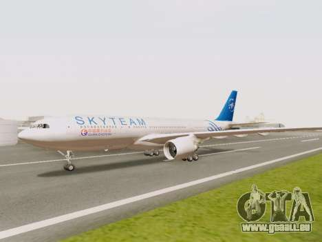 A330-202 China Eastern pour GTA San Andreas