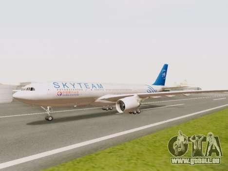 A330-202 China Eastern für GTA San Andreas