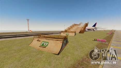 Le tour du Parc pour GTA 4