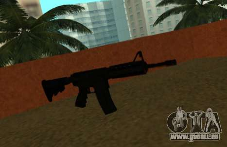 M4 CQB pour GTA San Andreas