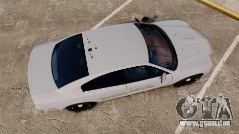 Dodge Charger 2011 LCPD [ELS] für GTA 4 rechte Ansicht