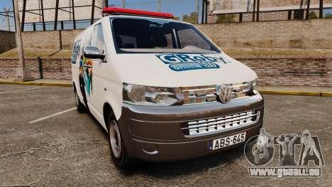 Volkswagen Transporter T5 Groby Netshop [ELS] für GTA 4