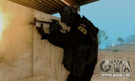 Kopassus Skin 3 für GTA San Andreas