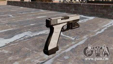 Le pistolet Glock 20 ACU Digital pour GTA 4 secondes d'écran