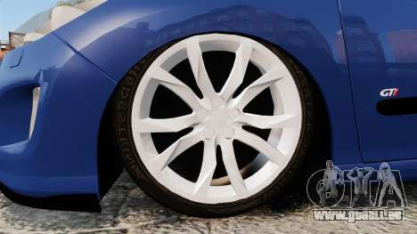 Peugeot 308 GTI für GTA 4 Rückansicht