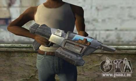 Le fusil de Star Wars pour GTA San Andreas troisième écran