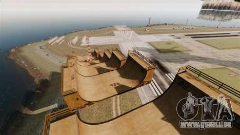 Der trick Park für GTA 4 fünften Screenshot