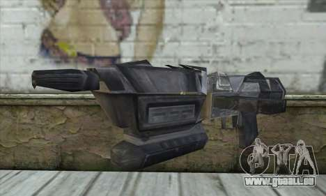 Le fusil de Star Wars pour GTA San Andreas