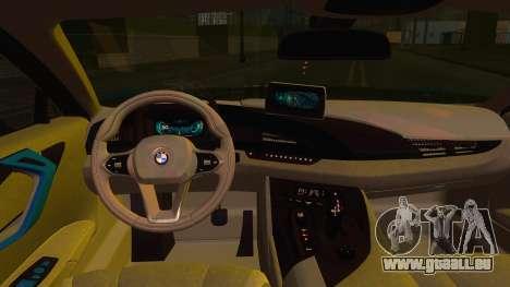 BMW I8 2013 für GTA San Andreas rechten Ansicht