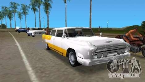 Oceanic mit verbesserter textur für GTA Vice City