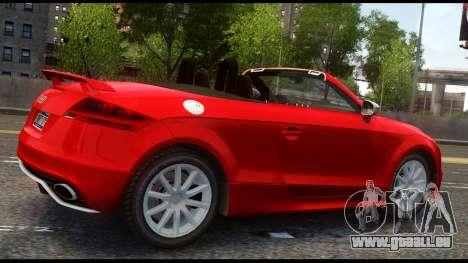 Audi TT RS v1.0 pour GTA 4 est un droit