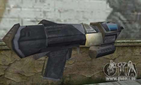 Le fusil de Star Wars pour GTA San Andreas deuxième écran