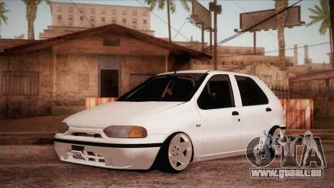 Fiat Palio BKModifiye für GTA San Andreas