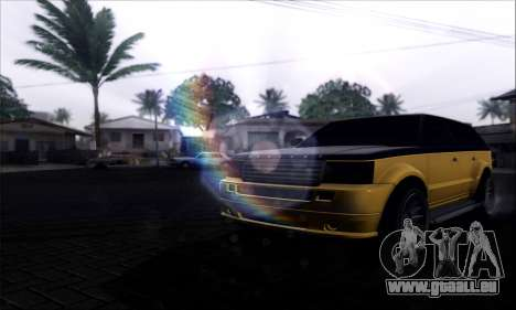 Lensflare By DjBeast pour GTA San Andreas