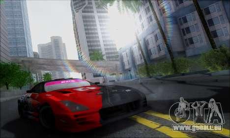 Lensflare By DjBeast pour GTA San Andreas quatrième écran