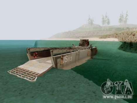 Landing Craft für GTA San Andreas