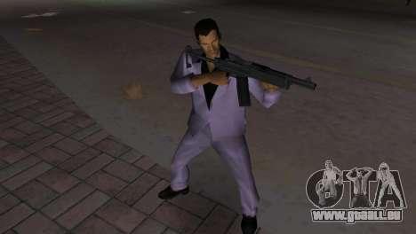 Rose Costume pour le quatrième écran GTA Vice City