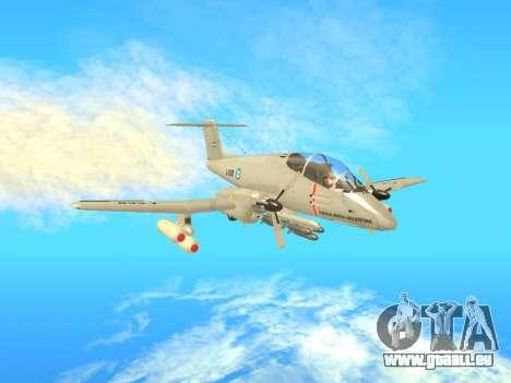 FMA IA-58 Pucara für GTA San Andreas