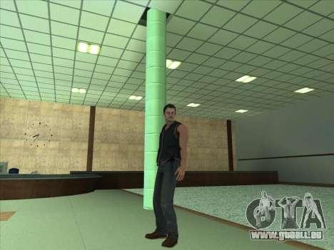 Daryl Dixon pour GTA San Andreas quatrième écran
