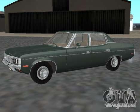 AMC Matador 1972 pour GTA San Andreas