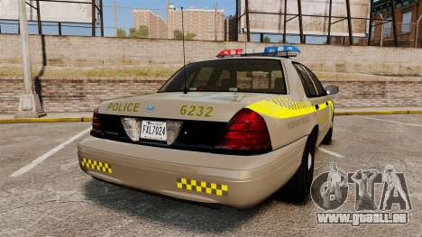 Ford Crown Victoria NLSP [ELS] pour GTA 4
