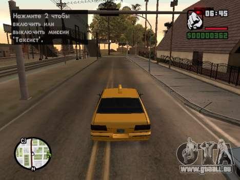 AutoDriver pour GTA San Andreas