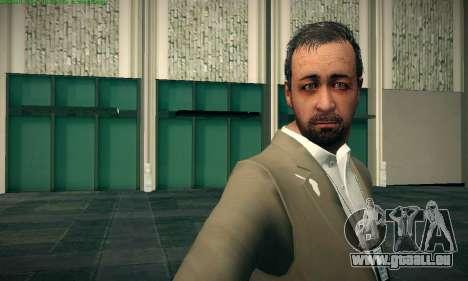 Dave Norton из GTA V pour GTA San Andreas deuxième écran