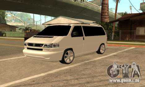 Volkswagen T4 Transporter pour GTA San Andreas