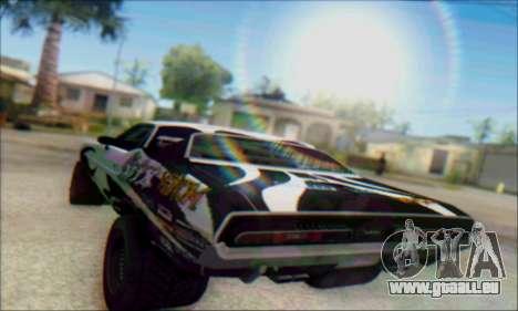Lensflare By DjBeast pour GTA San Andreas deuxième écran