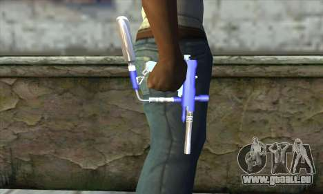 Paintball Gun pour GTA San Andreas troisième écran