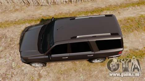 Dundreary Landstalker new wheels für GTA 4 rechte Ansicht