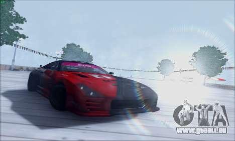 Lensflare By DjBeast pour GTA San Andreas sixième écran