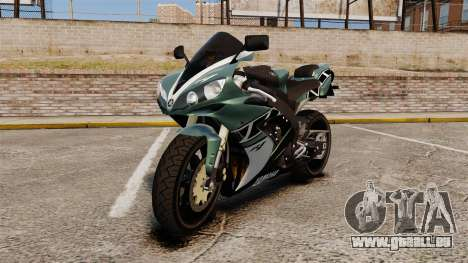 Yamaha R1 RN12 [Update] pour GTA 4