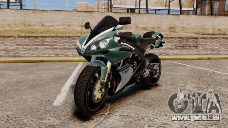 Yamaha R1 RN12 [Update] für GTA 4