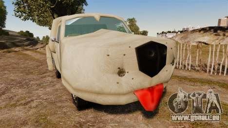 Van-ignorants- pour GTA 4