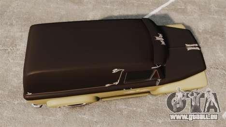 Vapid Slamvan für GTA 4 rechte Ansicht