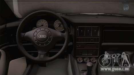 Audi RS2 Avant für GTA San Andreas rechten Ansicht