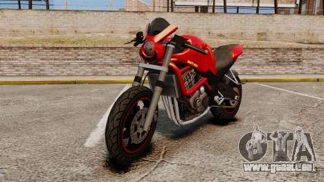 GTA V Pegassi Ruffian [Update] pour GTA 4